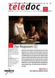 Chez Maupassant (1) - CNDP