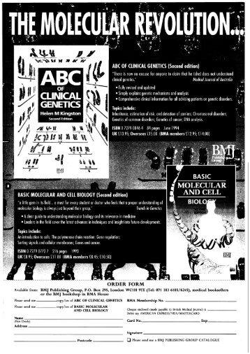 Advertising PDF - Journal of Clinical Pathology
