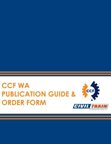 here - Civil Contractors Federation