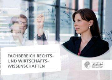 re 2013 - Fachbereich Rechts- und Wirtschaftswissenschaften ...