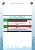 Oral presenters: The rooms are equipped with the ... - ICSM 2012 - Page 2