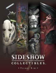 Catalog 09 - Sideshow Collectibles