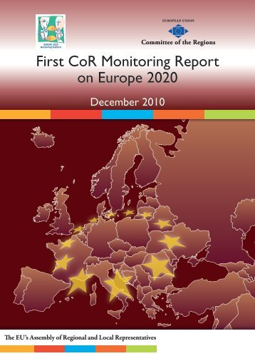 First CoR Monitoring Report on Europe 2020 - Sign In - Europa