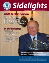 June 2010 Issue - Council of American Master Mariners