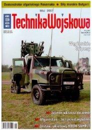 Nowa Technika Wojskowa (MAJ 2007) - TELDAT