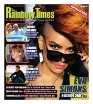august 2012 - The Rainbow Times