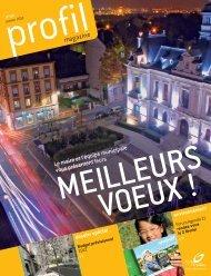 Profil de janvier 2012 - Ville d'Oullins