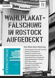 SKANDAL - Stadtgespräche Rostock