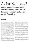 SKANDAL - Stadtgespräche Rostock - Page 6