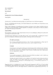 Den 5. juli 2010 blev i sag nr. 38/2009 ... - Revisornævnet