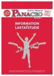 Panaceo - Christoph Strasser
