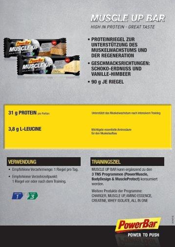 MUSCLE UP BAR - Sport Buck GmbH