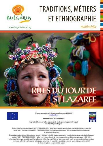 Rites du jour de St Lazaree - Bulgaria Travel