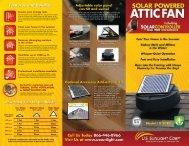 Product Brochure - US Sunlight Corp