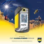 PIEPS Globalfinder IrIDIuM - Sport Buck GmbH
