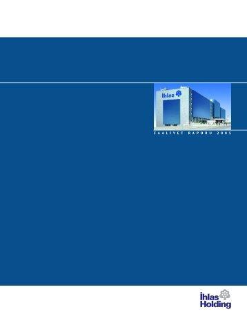 ‹hlas Holding A.fi. 31 Aral›k 2005 Tarihi ‹tibar› - İhlas Holding