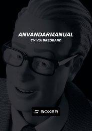 AnvändArmAnuAl - Boxer