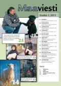 1/2011 - ProAgria Oulu - Page 3
