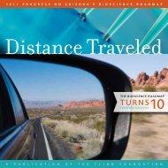 Distance Traveled - Flinn Scholars