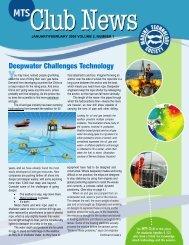 Vol. 2, No. 1 - Marine Technology Society
