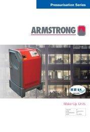 8-1 3750 Pressurisation Unit Brochure - Armstrong Pumps