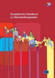 Europäisches Handbuch zu Gleichstellungsdaten - European ...