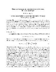 The Entropy - Department of Physics & Astronomy - University of ...
