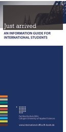 An InfOrmAtIOn guIde fOr InternAtIOnAl students - KISD