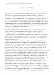 Starkünstler - Dr. Christian Saehrendt