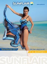 Beachfashion 2011 it's sunflair - Sport Faisst