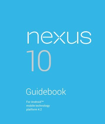 Nexus-10-Guidebook