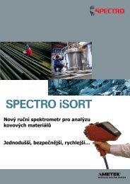 Nový ruční spektrometr pro analýzu kovových ... - SPECTRO CS
