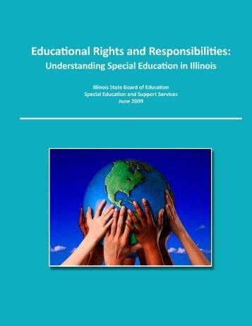 Understanding Special Education in Illinois June 2009