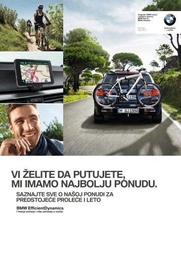 Mobile Care usluga u Srbiji. Preuzmite pdf. - BMW-a