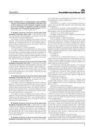 D.P.R. 12 febbraio 2013, n. 31 - La Tribuna