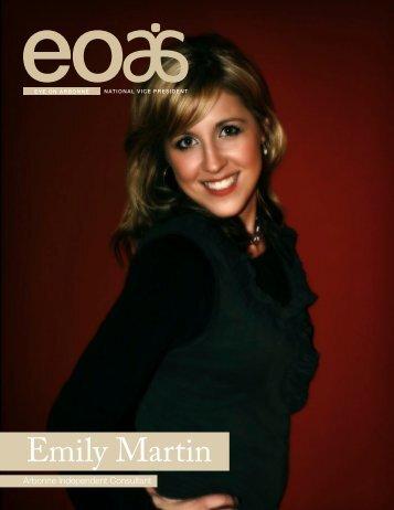 Emily Martin - Arbonne