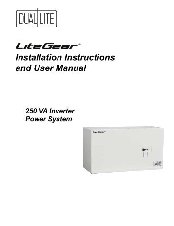 installation instructions and user manual dual lite?quality=85 le series universal rough in kit installation instructions dual lite dual lite inverter wiring diagram at soozxer.org