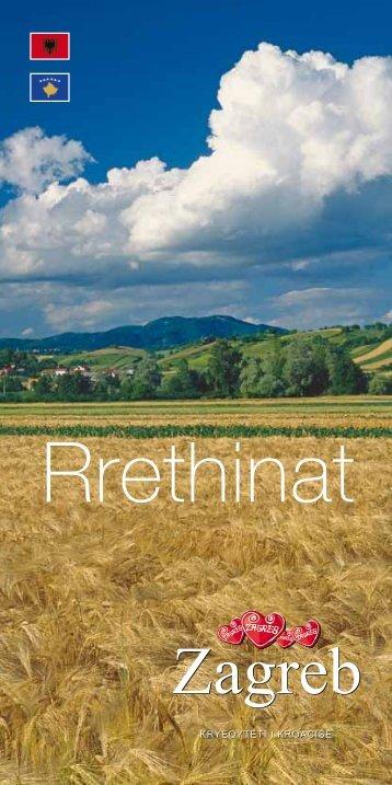 Rrethinat - Zagreb tourist info