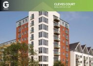 CLeVeS COURT - Help to Buy Options