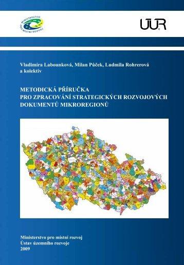 metodická příručka pro zpracování strategických rozvojových ...
