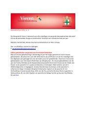 Nieuwsbrief Vieren juli 2011 - Bisdom Rotterdam