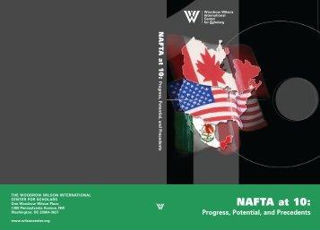 NAFTA at 10: - Woodrow Wilson International Center for Scholars