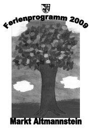 Ferienprogramm#76786:Layout 1 13.07.2009 9:44 Uhr Seite 1