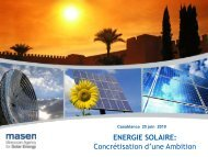 PROJET INTEGRE DE PRODUCTION ÉLECTRIQUE SOLAIRE ...