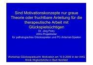 Vortrag Dr. Jörg Petry am 23.03.2011 als PDF - Suchtberatung ...