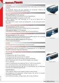 Modellreihe Phoenix Modellreihe Phoenix ... - Rauwers GmbH - Seite 2
