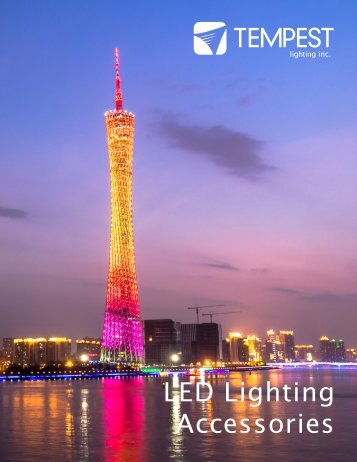 Download Catalog - Tempest Lighting, Inc.