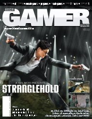 Volume 3 Issue 2 August 2007 Stranglehold - Hardcore Gamer
