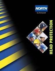 Head Protection - North Safety Products
