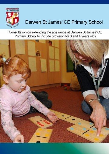 Darwen St James' CE Primary School - urbwd.com